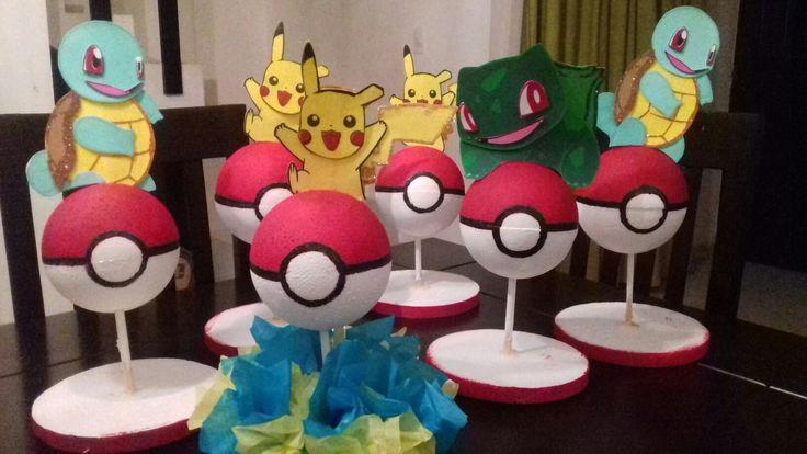 Centerpieces Pokemon
