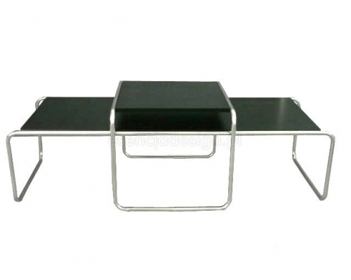Stoliki Marcel Breuer Laccio Table set (mebel inspirowany projektem) http://esencjadesign.pl/stoly-i-stoliki/233-stolik-marcel-breuer-laccio-table-set.html