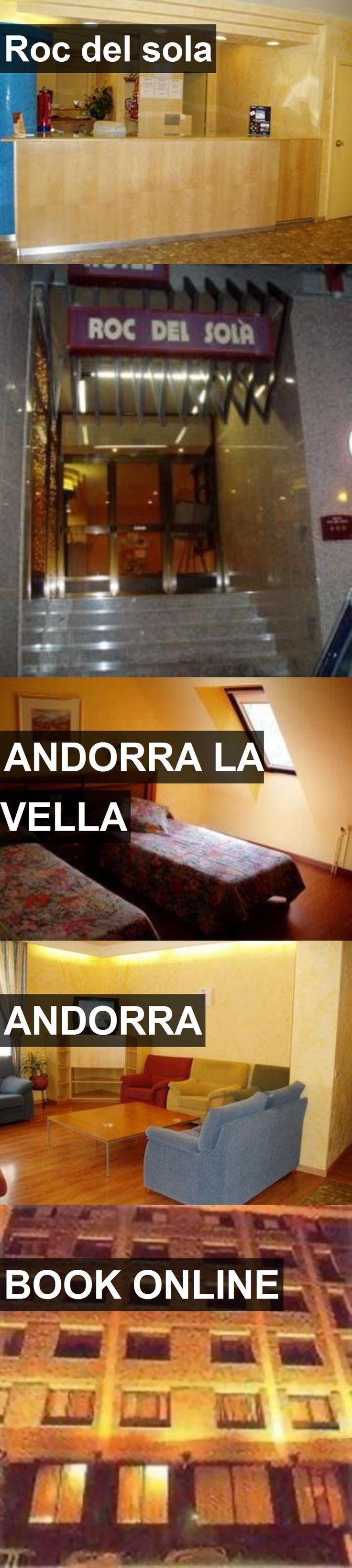 Hotel Roc del sola in Andorra La Vella, Andorra. For more information, photos, reviews and best prices please follow the link. #Andorra #AndorraLaVella #travel #vacation #hotel