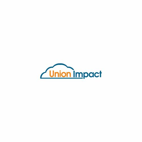 Union Impact �20Logo for SaaS product for Labor Unions