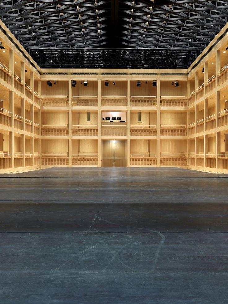 Gdansk Shakespearean Theatre