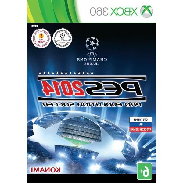 Медиа Pro Evolution Soccer 2014