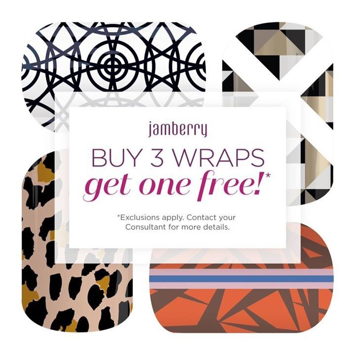 Buy 3 get 1 free.. Crazy not to!!!