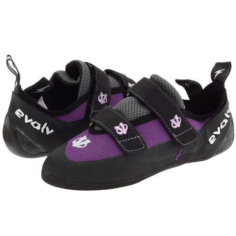 Evolv Elektra VTR Climbing Shoes. I want these because I like indoor rock climbing and would like to do it more.