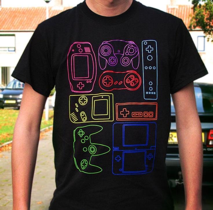 Awesome gaming shirt