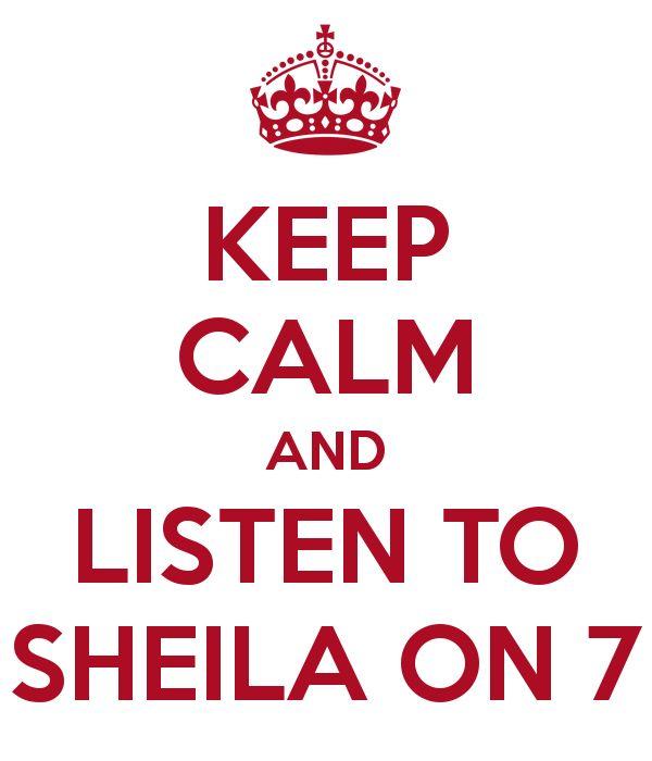 keep calm sheila on 7 - Google Search