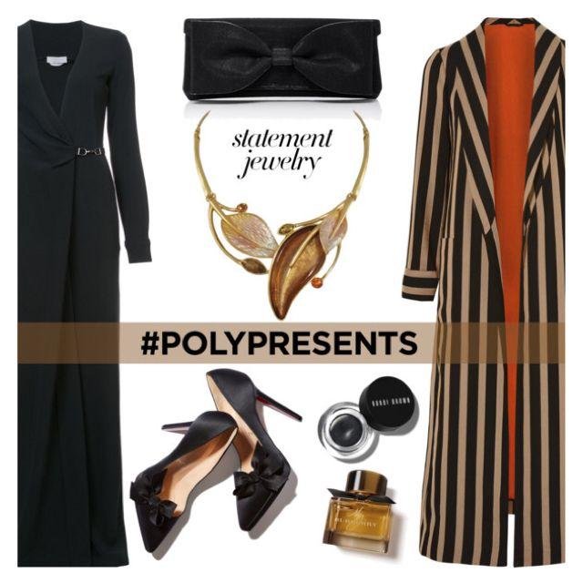 #PolyPresents: Statement Jewelry by nazan-m