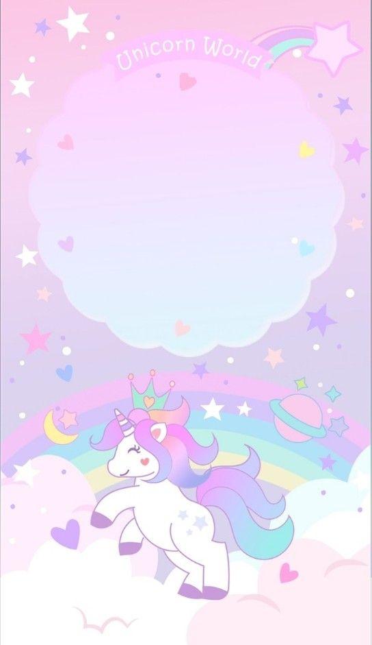Spamby Puti Kuda Poni Unikorn Seni Apple iphone wallpaper unicorn ungu
