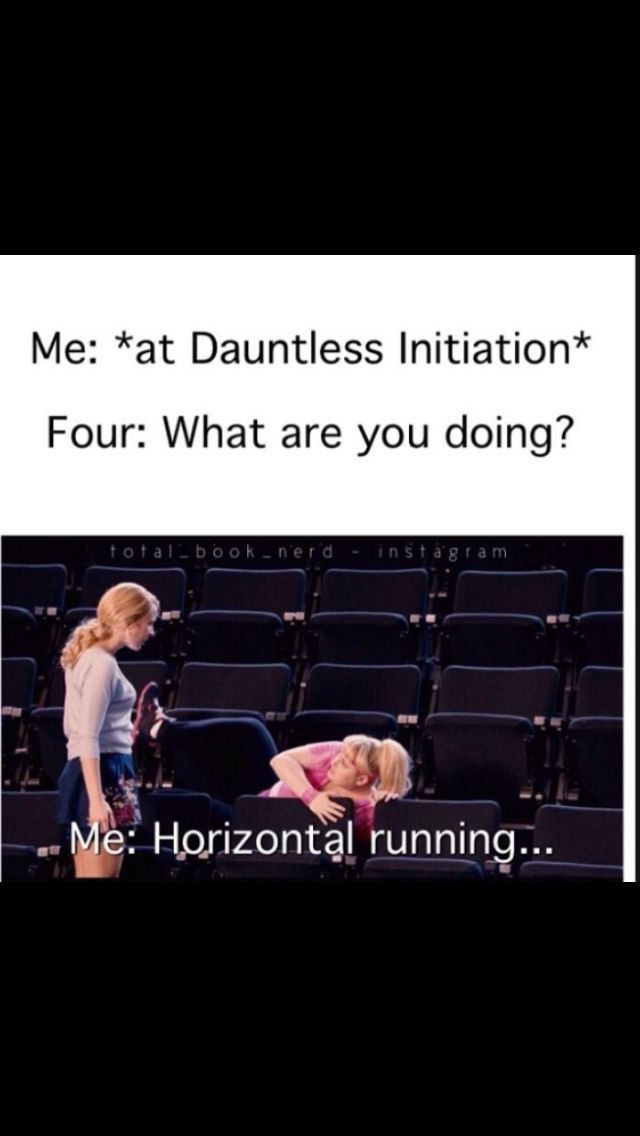 Dauntless Divergent Pitch Perfect Fat Amy Four Tobias Eaton