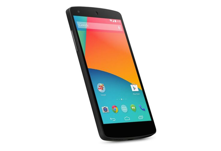 Google Nexus 5 and android Kitkat review