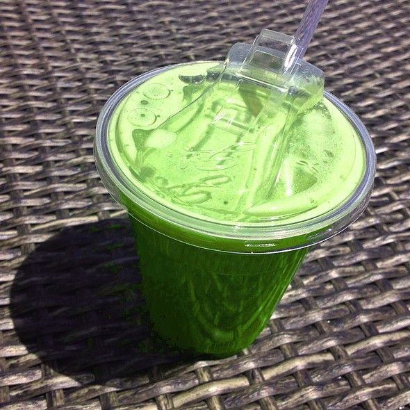 Lean Green Juice @ Rawlicious Guelph #guelphfood