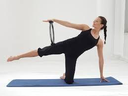 #Pilates #PilatesCircleWorkout