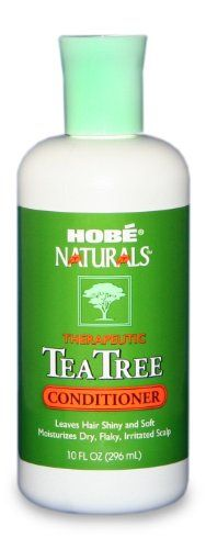 Hobe Naturals Tea Tree Conditioner 10 Ounce >>> Read more at the image link.