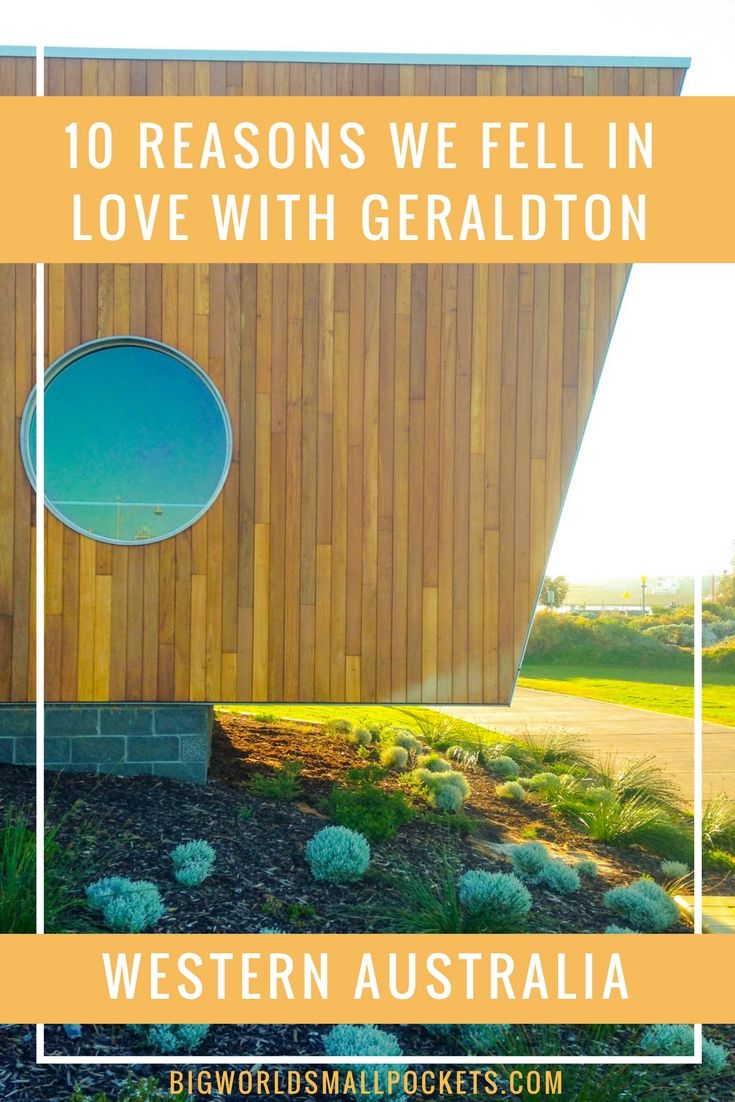 Why We Loved the City of Geraldton in Western Australia {Big World Small Pockets}