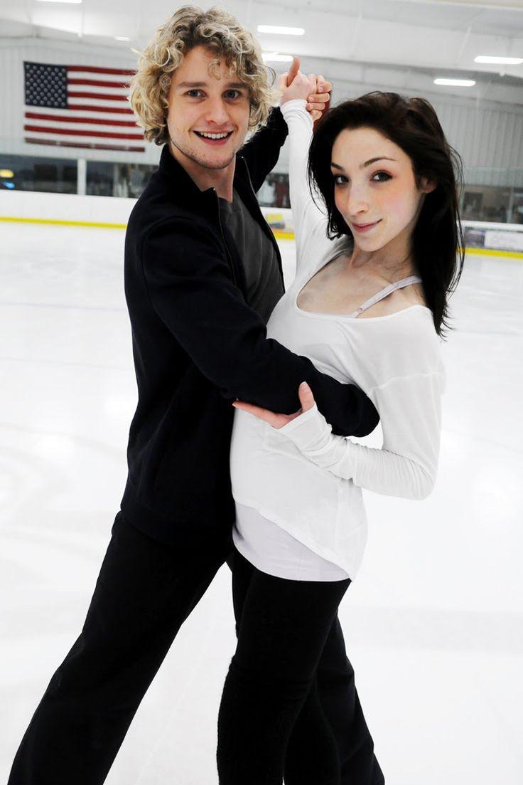 meryl and charlie figure skating dating