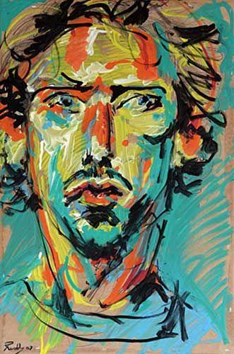"""""""Self"""" by Artist Craig Ruddy"""