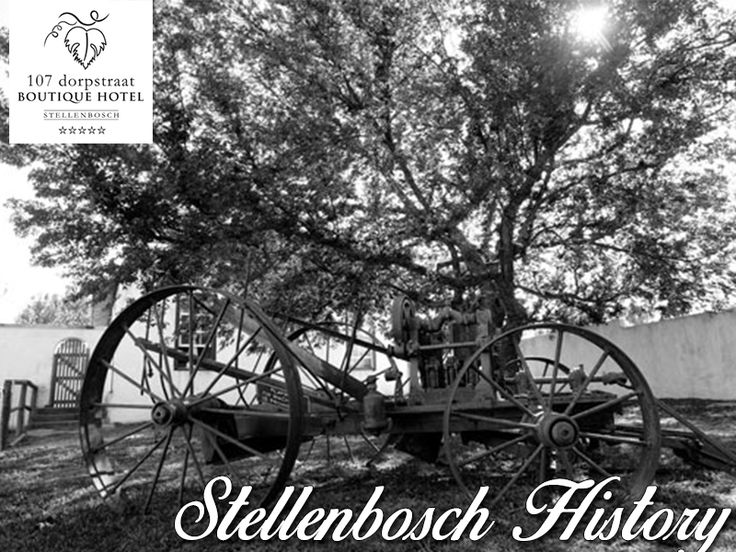 Stellenbosch, founded in 1679 and nestling at the foot of majestic mountains in the heart of the famous Cape Winelands, is alive with history and culture. Read more: http://ow.ly/Ph5EV