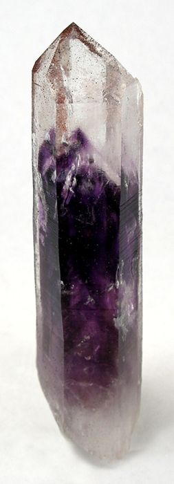 Amethyst...a gemstone often worn by healers, as it has the power to focus energy. Double-terminated crystals are used on Matrix Connector Wands @harmonicsynergetics.com