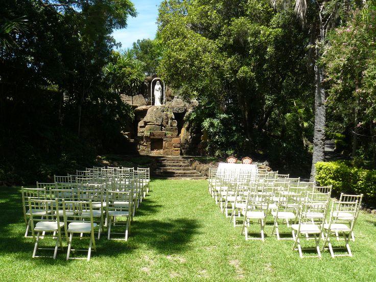 Woodlands of Marburg Brisbane Celebrant Neal Foster The Marriage Celebrant performs weddings here.
