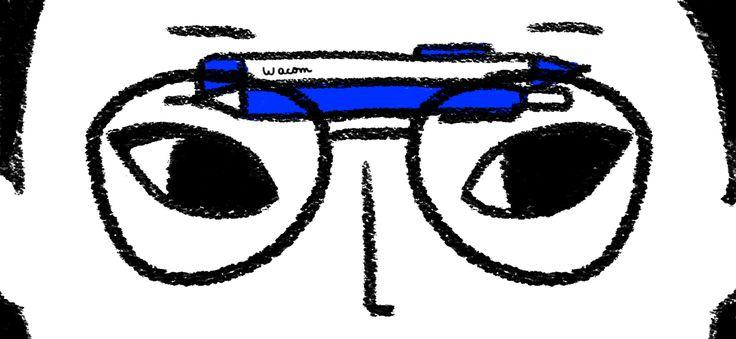 ✧ N A U T A ✧ #nauta #nauta1992 #adobe #photoshop #wacom #illustration #ilustración #dibujo #fluor #pastel #color #cosmos #space #galaxy #universe #harajuku #eyes #glasses