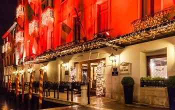 New Year's Eve in Venice - The magical atmosphere of the festive season at Luna Hotel Baglioni is enhanced by the beauty of the surrounding Lagoon. Just a few steps from St. Mark's Square, the Luna Hotel Baglioni is the perfect location to celebrate your unforgettable New Year's Eve 2015.