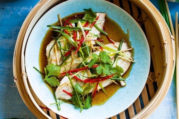 Use the bright flavours of Asia to make this fast, fresh midweek dinner.