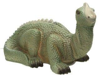 ruige dino figuurlamp 'brachiosaurus' Heico | kinderen-shop Kleine Zebra
