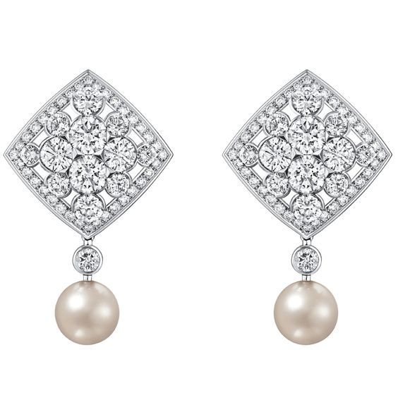 """Signature De Perles"" Earrings from SignatureDeChanel –"