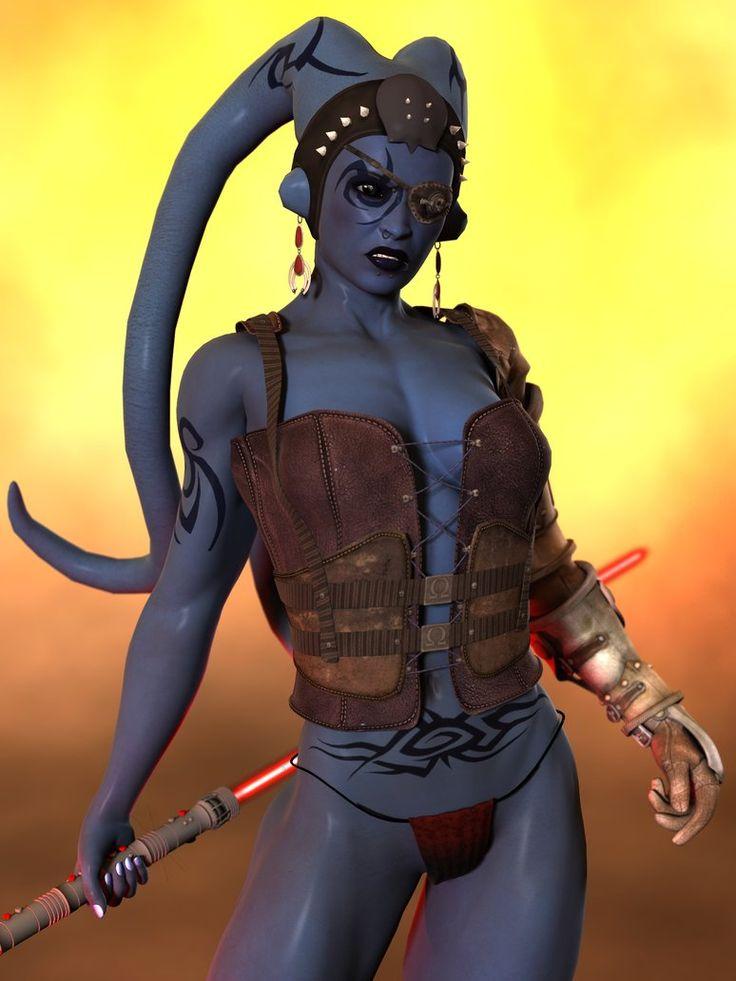 Tenebrossa'ktem, the Sith apprentice by poopopopero on DeviantArt
