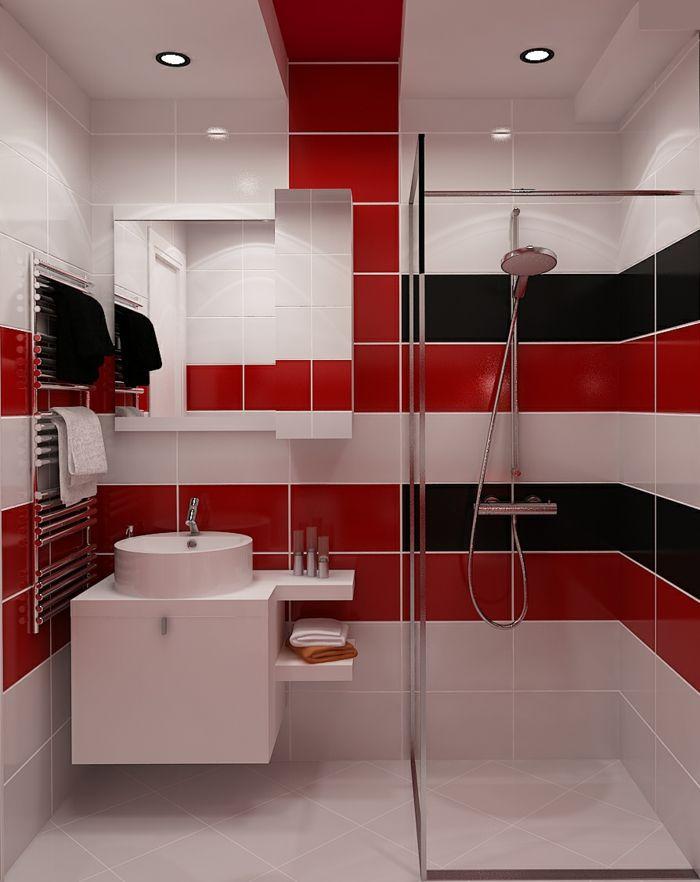 Kleine Badezimmer einrichten \u2013 30 Ideen für ein modernes Bad - badezimmer einrichten ideen