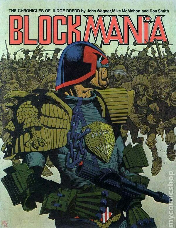 Mike McMahon cover
