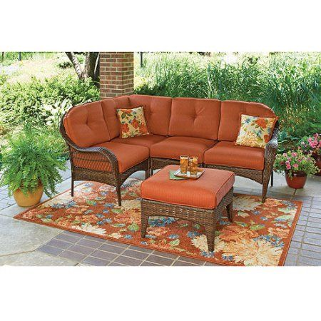 87 best patio furniture images on pinterest backyard for Better homes and gardens azalea ridge chaise lounge