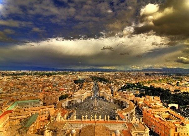 City of my dream.  Rome, Italy
