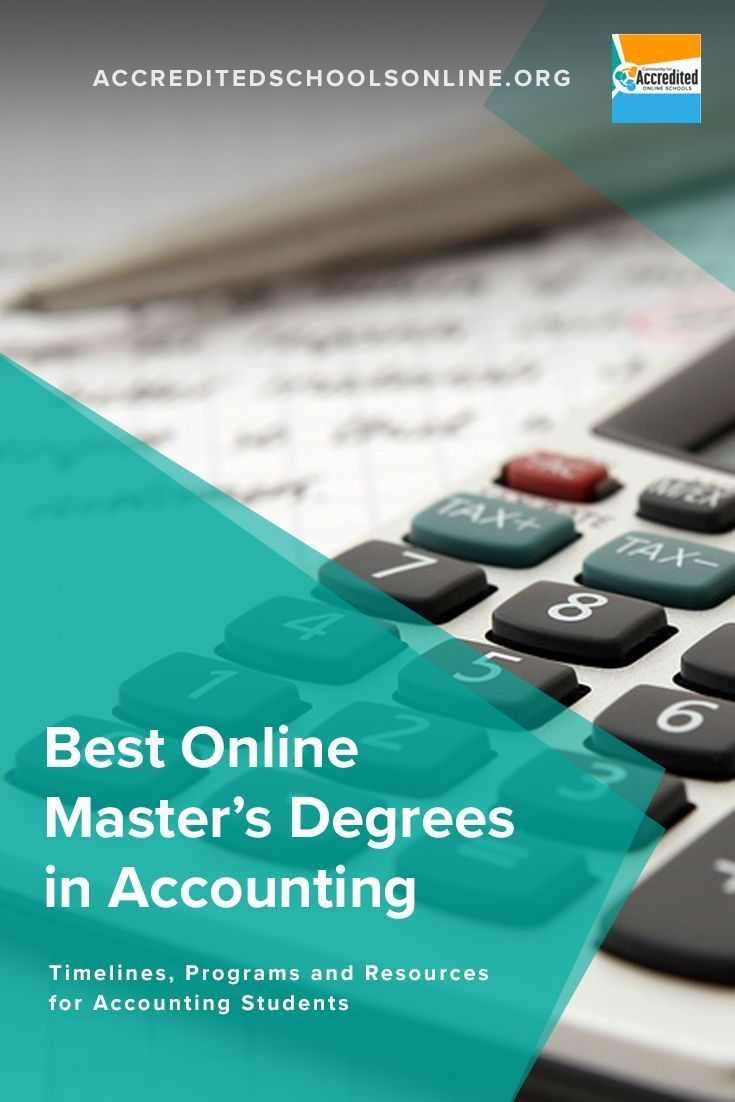 The 50 Best Bachelor S In Accounting Online Degrees For 2019
