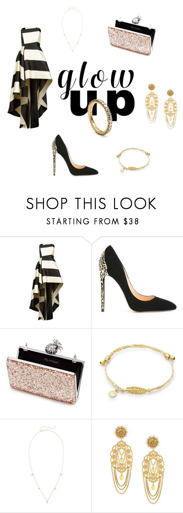 """""""Untitled #24"""" by nerdygets on Polyvore featuring La Mania, Cerasella Milano, Miss Selfridge, Zoë Chicco, Dolce&Gabbana and Cartier"""