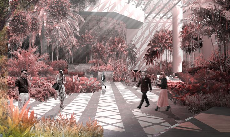 SINTORN GRAPHIC BY LANDSCAPE ARCHITECTURE BANGKOK