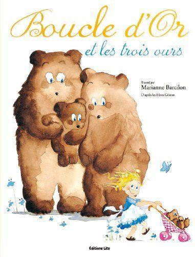 Boucle d'Or et les Trois Ours - Dès 4 ans de Anne Royer et autres, http://www.amazon.fr/dp/2244419703/ref=cm_sw_r_pi_dp_GZuqtb1GZVZVV