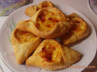 Τα φαγητά της γιαγιάς - Πεϊνιρλί με αφράτη ζύμη