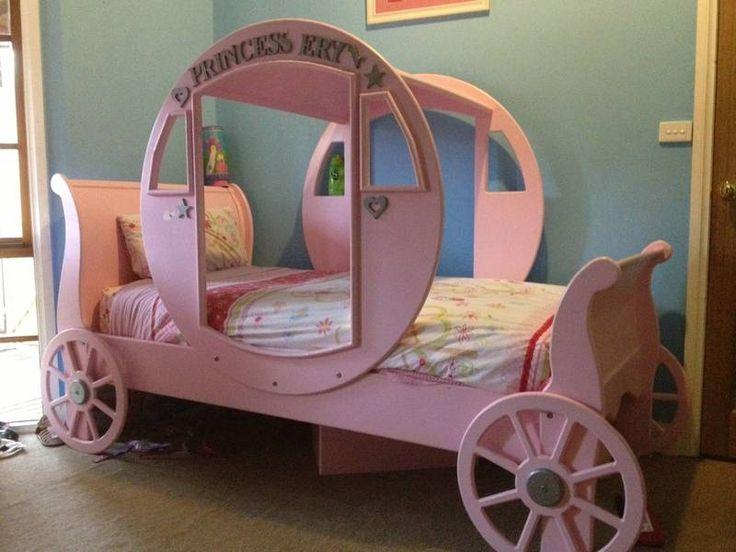 Best 25 Carriage Bed Ideas On Pinterest Cinderella 400 x 300