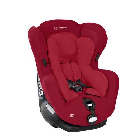Silla de Auto Bébé Confort Iseos Neo Plus Raspberry Red - Grupo 0+/1