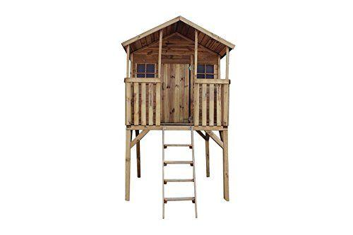 AVANTI TRENDSTORE - Casa Casetta in legno 152x275x181cm per giardino