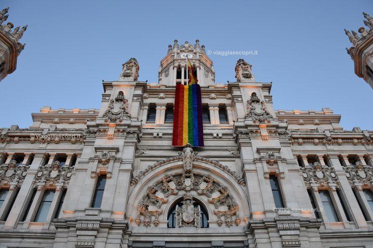 Viaggi gay a Madrid #WorldPrideMadrid #WorldPride2017 #Orgullo2017 #gaytravel #rainbowRTW