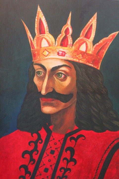 It is believed that the Wallachian ruler Vlad Ţepeş was killed in a fight with Ottomans in the forest near Bălteni, in 1476, and was buried at Snagov. But this hypothesis is not confirmed; other sources said that the ruler's grave could be located in the Comana monastery, to the south of Bucharest.
