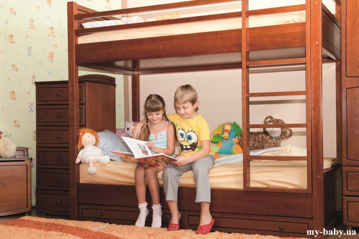 bunk bed Funny Bears Furniture for children