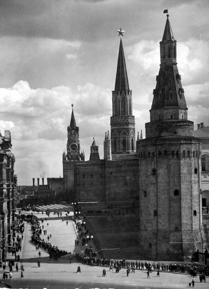 СССР в 30-40-е годы