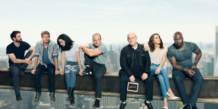 Image of the Day: The Agents of SHIELD/Defenders crossover we'll never see   SyfyWire