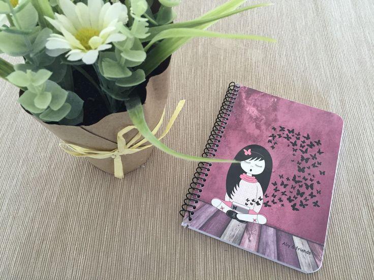 Un favorito personal de mi tienda Etsy https://www.etsy.com/es/listing/291442847/cuaderno-a6-anillas