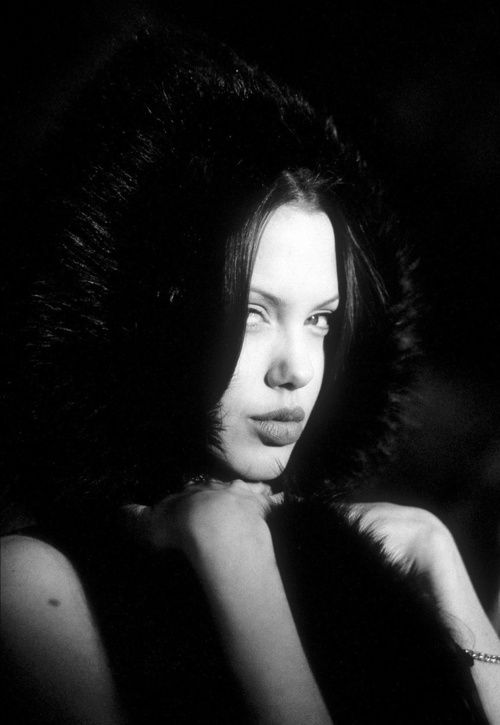 .angelina... must have been in her wild days