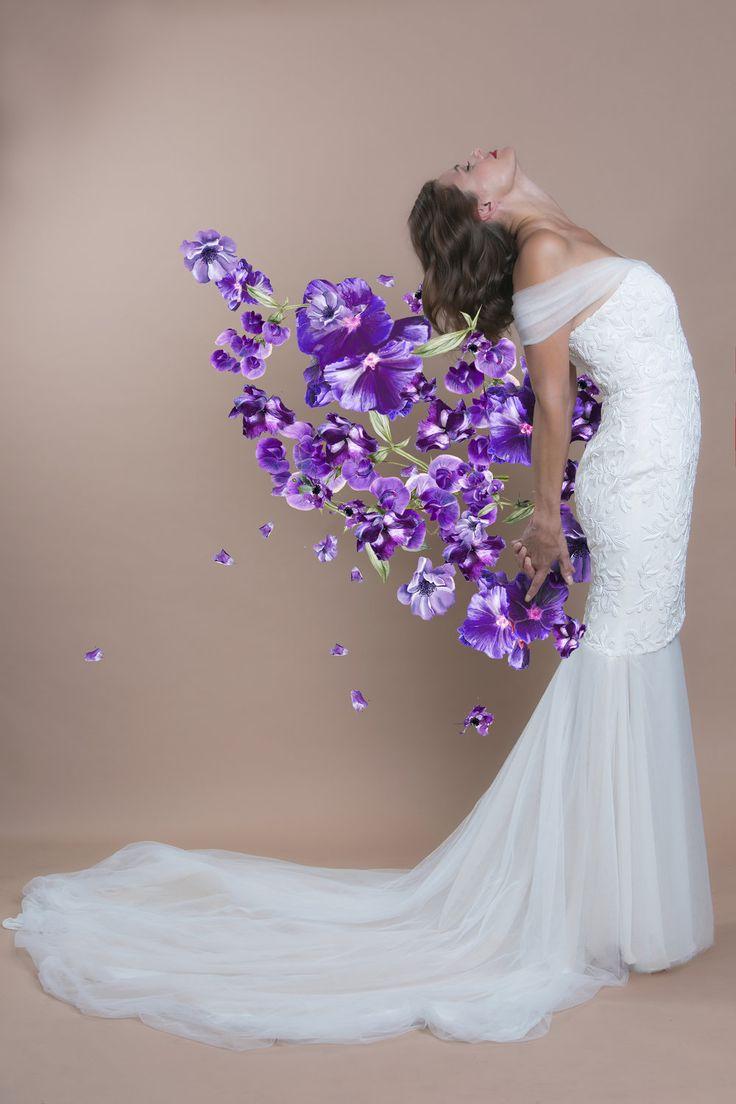 106 best Trish Peng Wedding Gowns images on Pinterest   Bridal ...