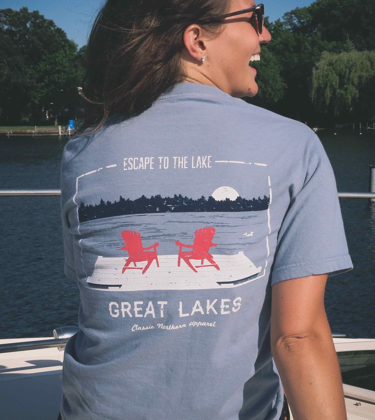 Adirondack - Short Sleeve from Great Lakes